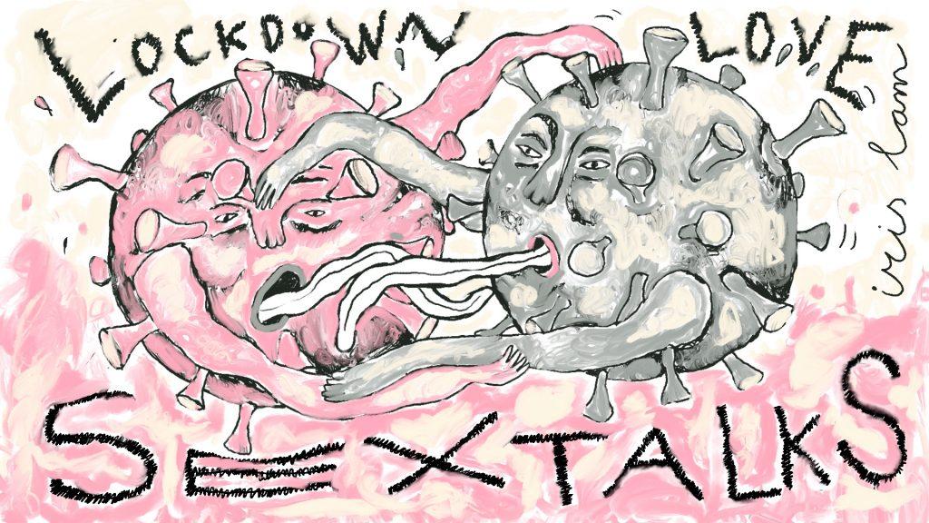 Sextalks Lockdown Love banner