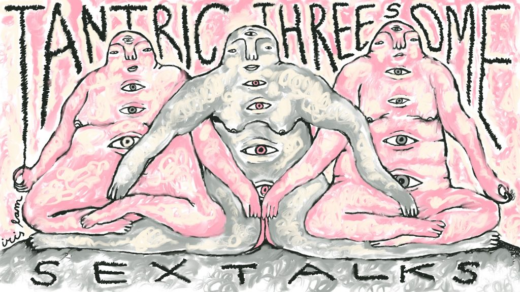 sexTALKS - Tantric Threesome